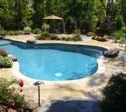 Pool-outdoor-water-backyard-landscaping-landscape-spa