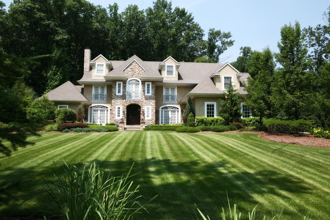 Kill Weeds to create a beautiful landscaped yard