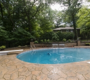 pool-deck-landscaping-water-diving
