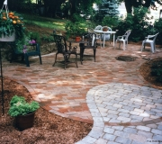 Alston patio