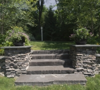 Steps and Masonry