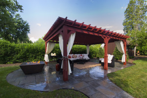 Outdoor Escapes Pergola