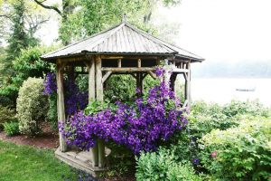Wraparound Country Porch